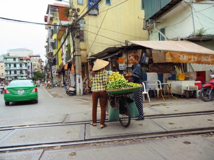 Bahnschienen_Hanoi
