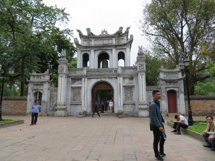 Literaturtempel_Hanoi